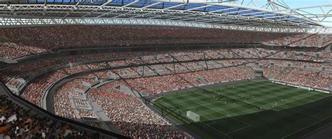 PES 2019 Wembley Stadium (London) by Orsest - PES Patch