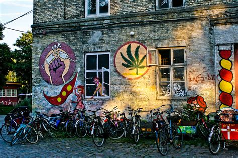 Hippies, drugs & street art: at this lawless commune