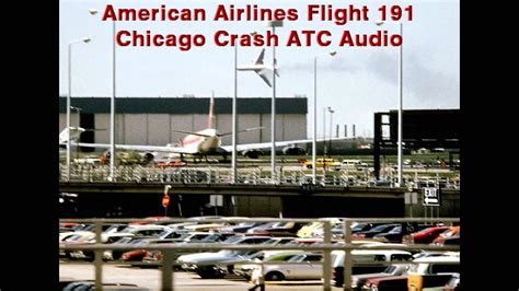 American Airlines AA DC-10 Flight 191 Chicago Ohare