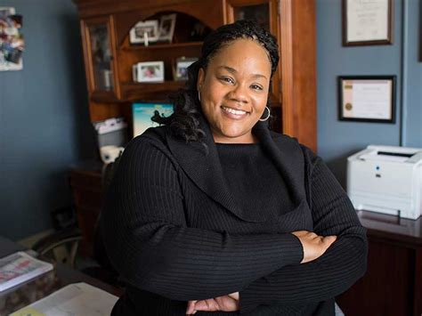 The Summit of success: Moore rises to department chair