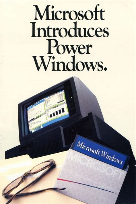 November 10: Microsoft Introduces Windows   This Day in
