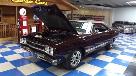 FOR SALE: 1968 Plymouth GTX 440 - YouTube