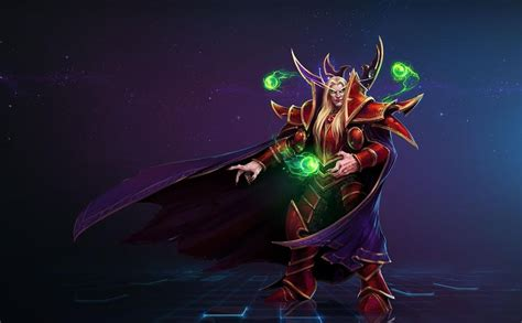 Kael'thas Sunstrider announced for Heroes of the Storm - VG247