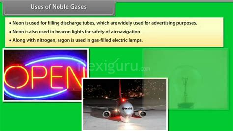 Uses of Noble Gases - YouTube