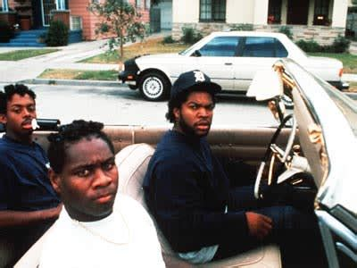 Ice Cube 2 - Old School Photos of Rappers and Cars | Complex