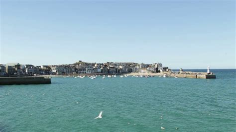 St Ives Cornwall July 2016 - YouTube