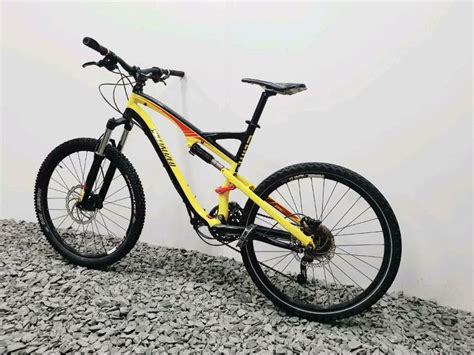 SPECIALIZED CAMBER MTB FULLY DH ENDURO FR DOWNHILL AM