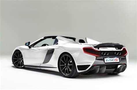 McLaren 650S Fully Dressed as a P1: Virtual Tuning