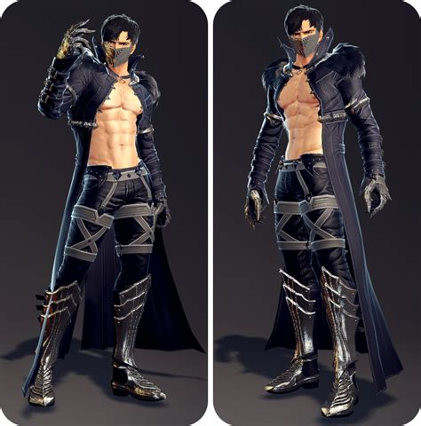 Garter Plate Outfit and More - Vindictus