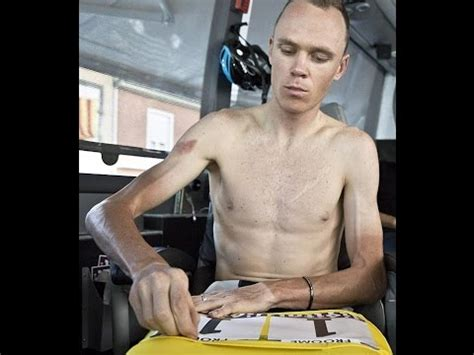 Chris Froome's Low Carb Paleo Diet REVEALED #TDF2016 - YouTube