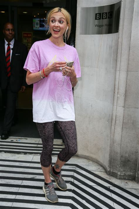 FEARNE COTTON at BBC Wogan House in London 05/30/2017