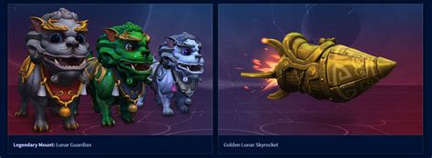 Heroes Of The Storm Straps On A Rocket For The Lunar Year