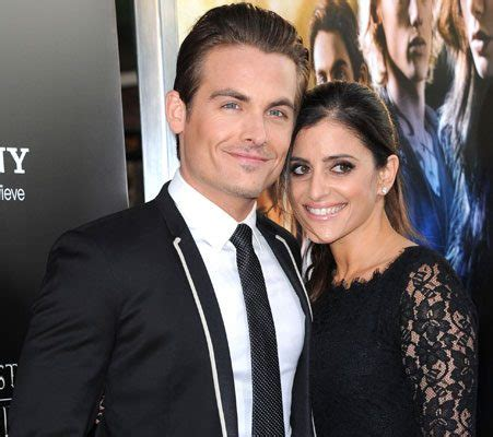 Kevin Zegers and Jaime Feld welcome twin daughters Zoe
