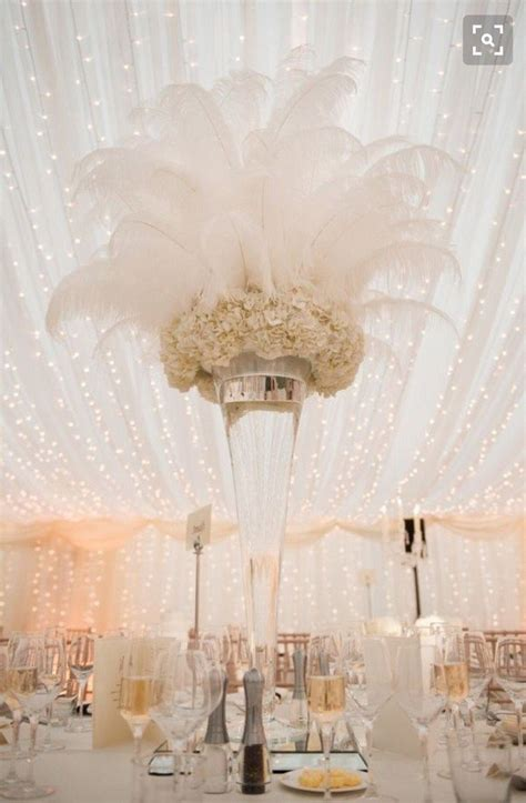 30 Great Gatsby Vintage Wedding Ideas for 2018 Trends - Oh
