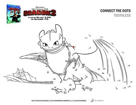 How to Train your Dragon 2 connect the dots image   How to