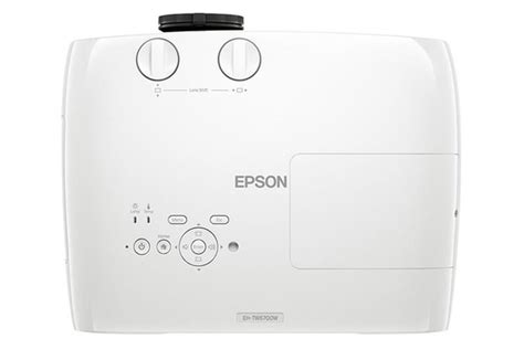 Epson EH-TW6700W Wireless HDMI 3LCD Full HD 1080P 3D Projector