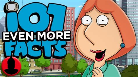 107 Family Guy Facts You Should Know Part 3 | Channel