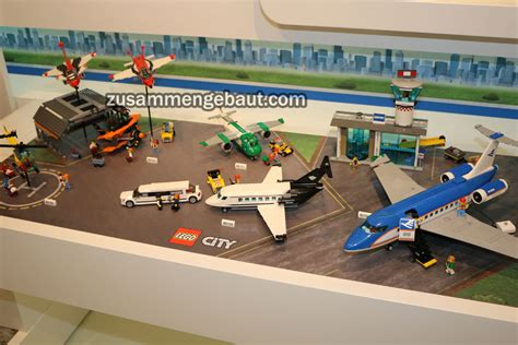 Toy Fair 2016: Lego City Airport – five new sets will be