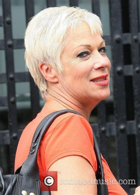 contactmusic com denise welch london england tuesday 5th
