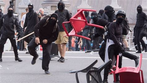 How Black Bloc activists have changed protests | CTV News