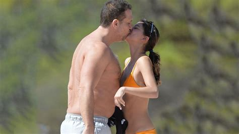 Dane Cook and 19-Year-Old Girlfriend, Kelsi Taylor, Pack