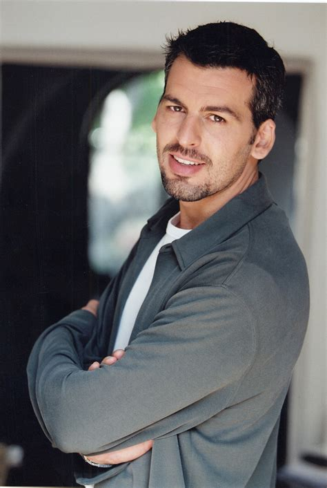 Actor Oded Fehr - American Profile