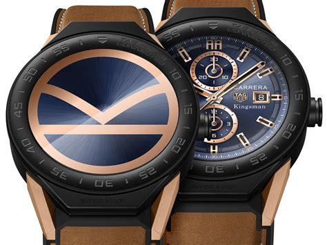 TAG Heuer Connected Modular 45 Kingsman Special Edition