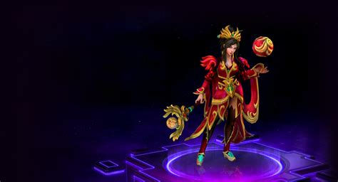 Skins of Li-Ming   Psionic Storm - Heroes of the Storm