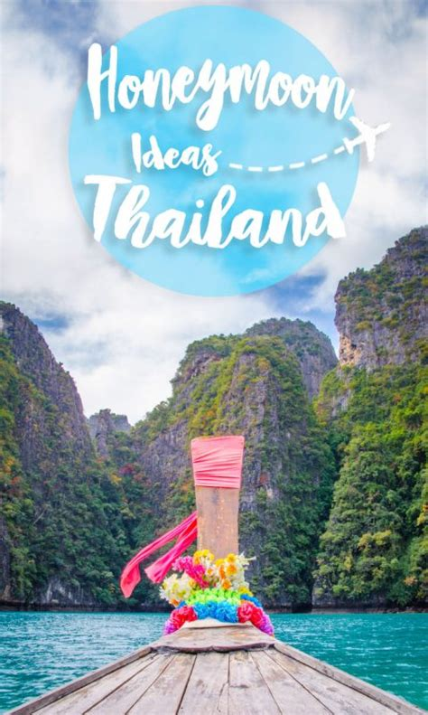 Complete Guide to a Thailand Honeymoon | Destinations