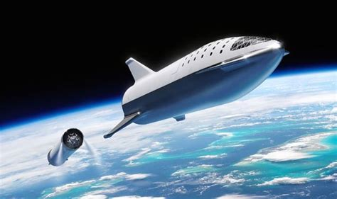 SpaceX Starhopper: Starship prototype will leap 16,400ft