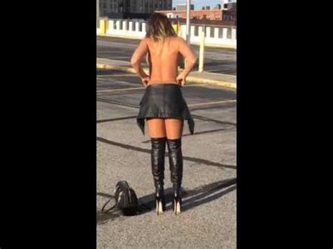 Periscope - Carrie LaChance - nude Photo shoot - YouTube