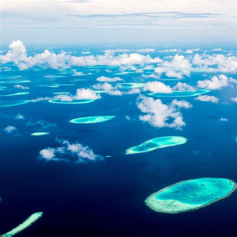 The Maldives, gem of the Indian Ocean
