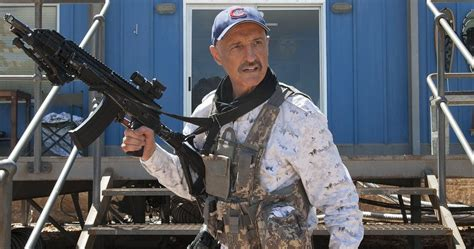 Michael Gross Explores Tremors 6 and the Legacy of Burt