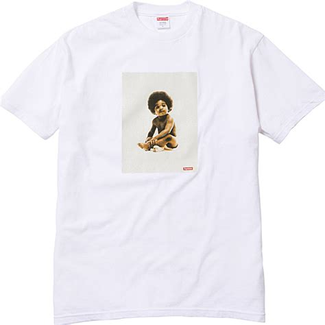"""Bad Boy Records x Supreme """"Ready To Die"""" Notorious B"""